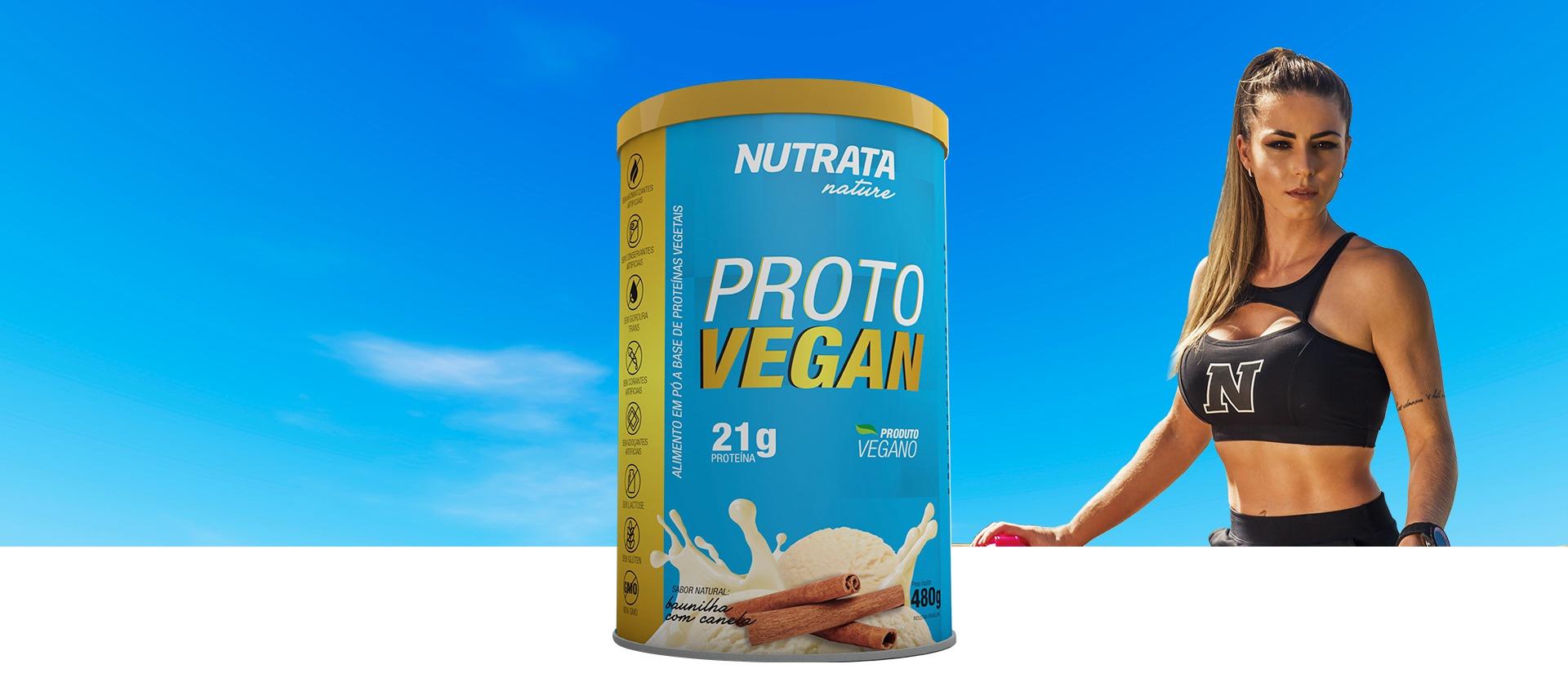 Banner Proto Vegan | Nutrata